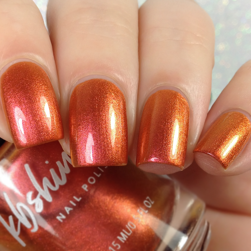 KBShimmer - Spice Things Up