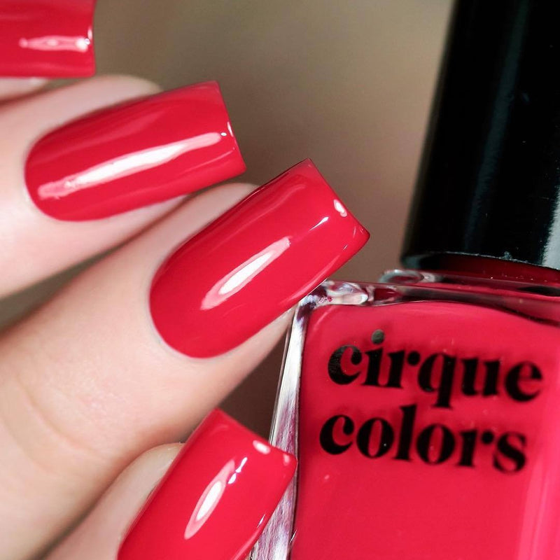 Cirque Colors - Strawberry Fields
