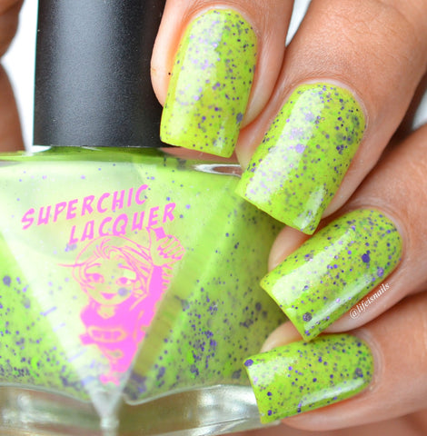 SuperChic Lacquer - Psychic Hotline (Thermal)