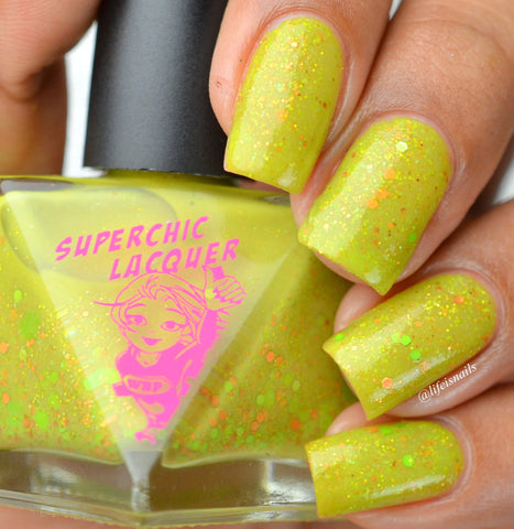 SuperChic Lacquer - Rotten to the Carmeled Core (Thermal)
