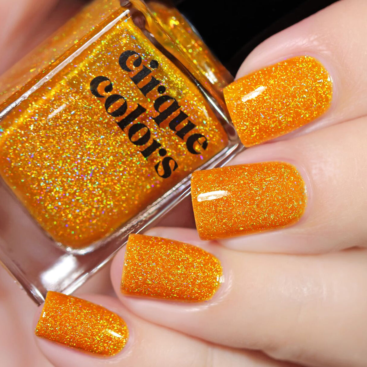 Cirque Colors - Citrine