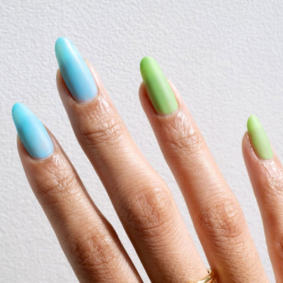 Cirque Colors - Sea Glass Nail Art Set