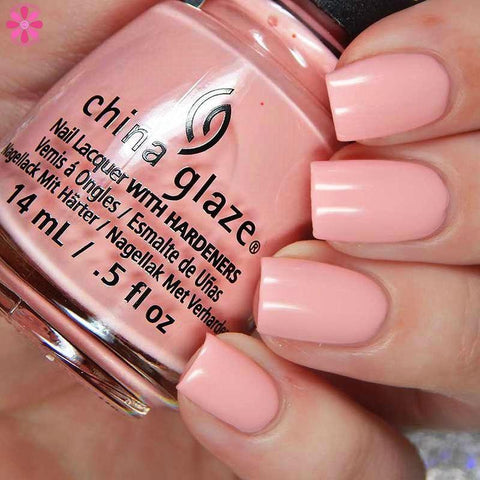 China Glaze - My Little Pony - Sweet As Pinkie Pie