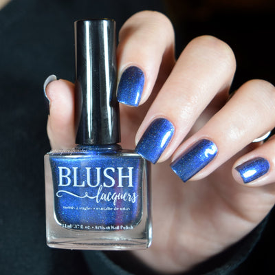 Blush Lacquers - Swingin' At The Savoy