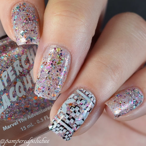 SuperChic Lacquer - Swirly-Twirly Gum Drops
