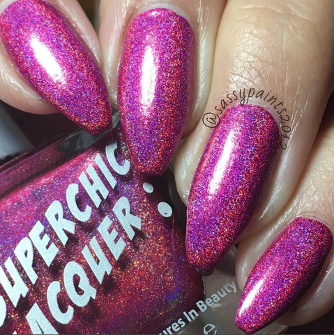 SuperChic Lacquer - Swoon