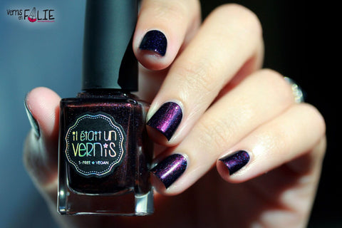 Il etait un vernis - Teach Me Tonight