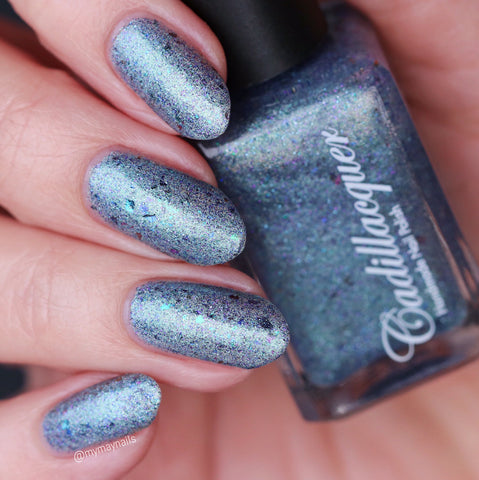 Cadillacquer - Anniversary Trio (LE) - The Full Blossom of the Evening