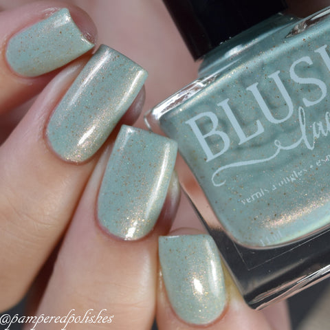 Blush Lacquers - This Side Of Paradise