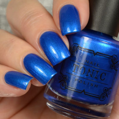 *PRE-SALE* Tonic Polish - Blue Razz-Berry