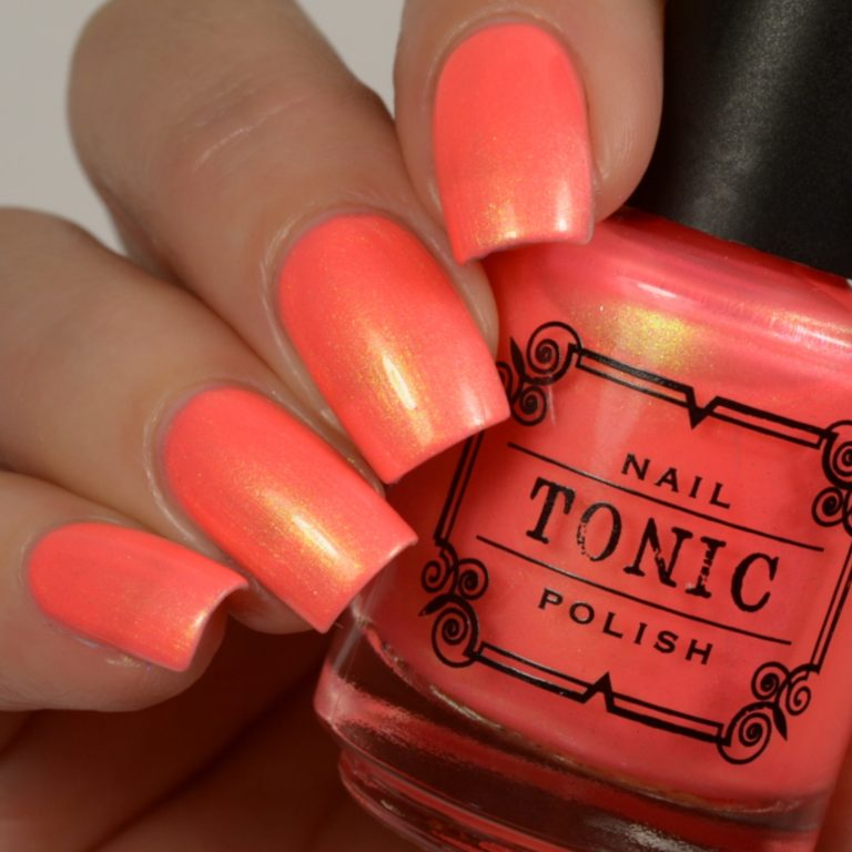 *PRE-SALE* Tonic Polish - Combustion