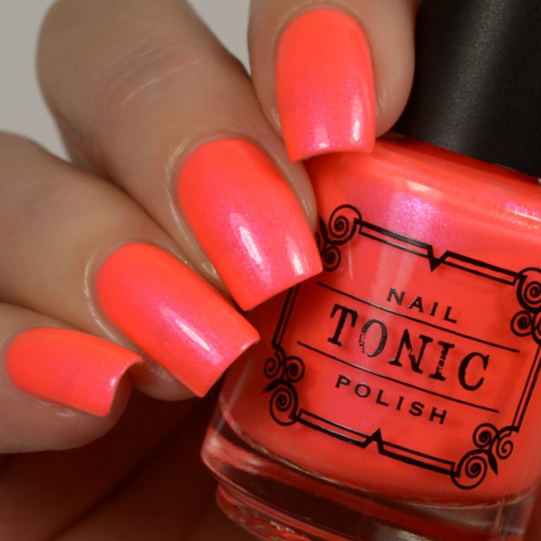 *PRE-SALE* Tonic Polish - Passion Fruit