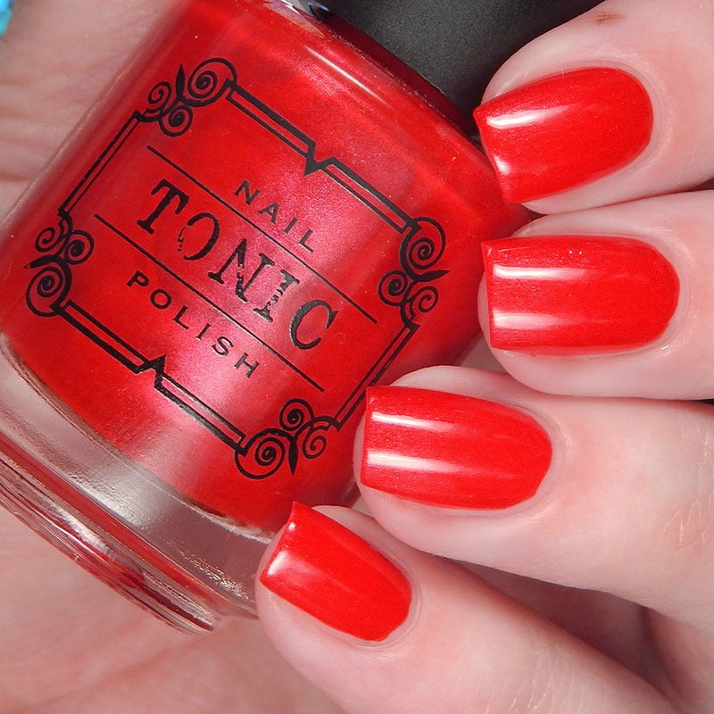 Tonic Polish - Candy Apple