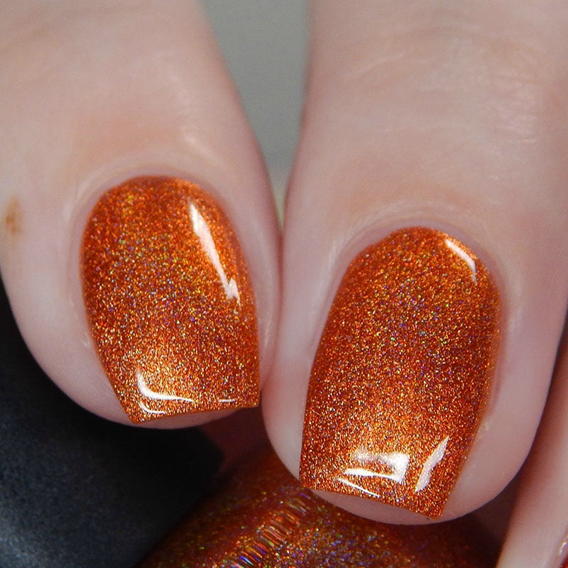 Tonic Polish - Fall Capsule - The Greatest Pumpkin