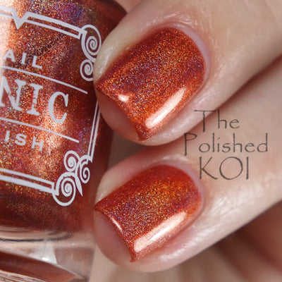 *PRE-SALE* Tonic Polish - Fall Capsule - The Greatest Pumpkin