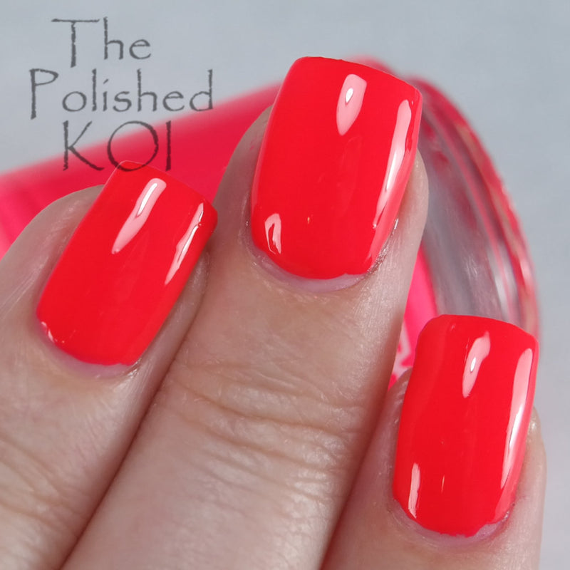 Tonic Polish - Hot Guava