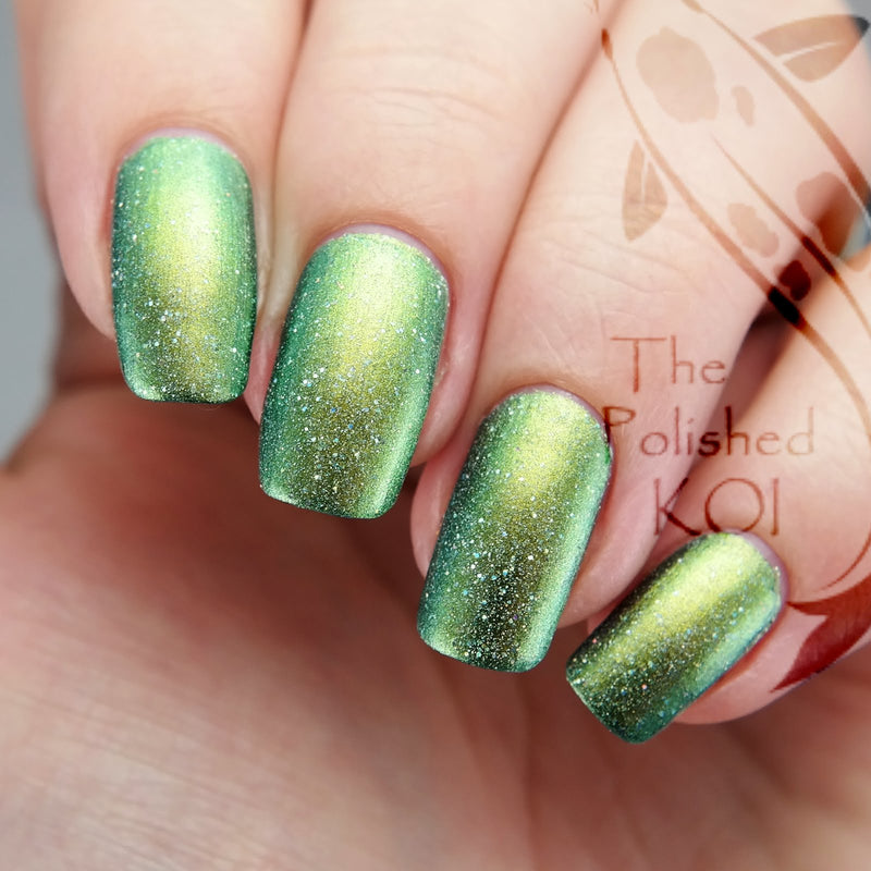 Tonic Polish - Slitherin'