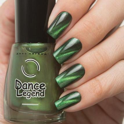 Dance Legend - Top Magnetic Green - magnetic top coat