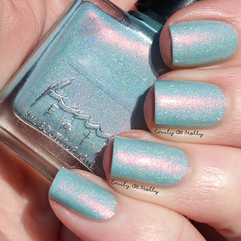 Femme Fatale Cosmetics - Birth of Venus - Upon Seafoam