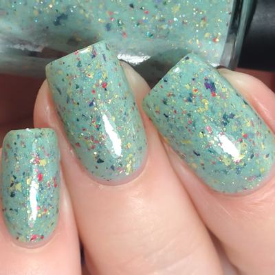 Rogue Lacquer - Very Merry Unbirthday