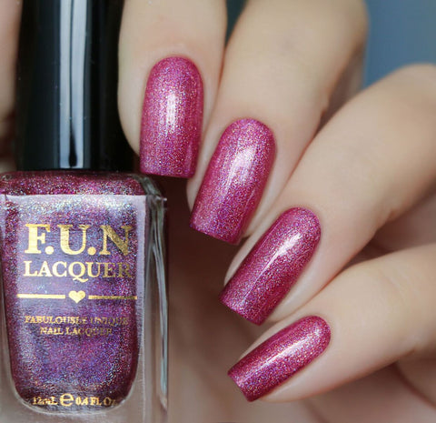 F.U.N Lacquer - Wearing Heels With Cocktails