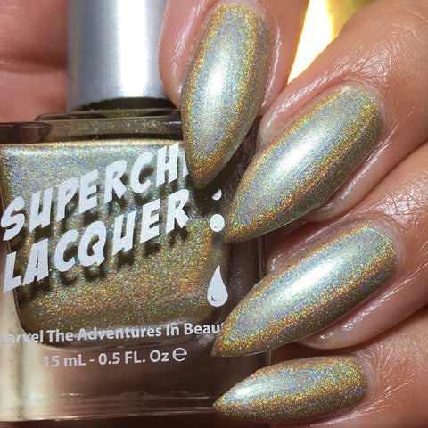 SuperChic Lacquer - Wonderwall