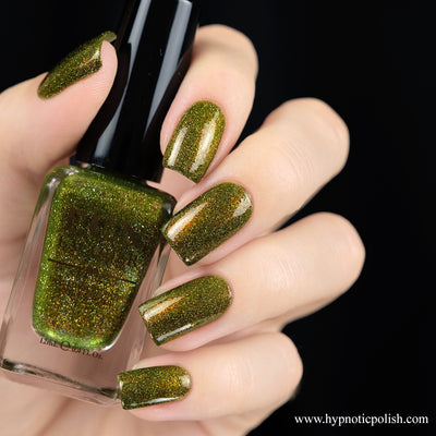 F.U.N Lacquer - Woods (Hypnotic Polish Collaboration)