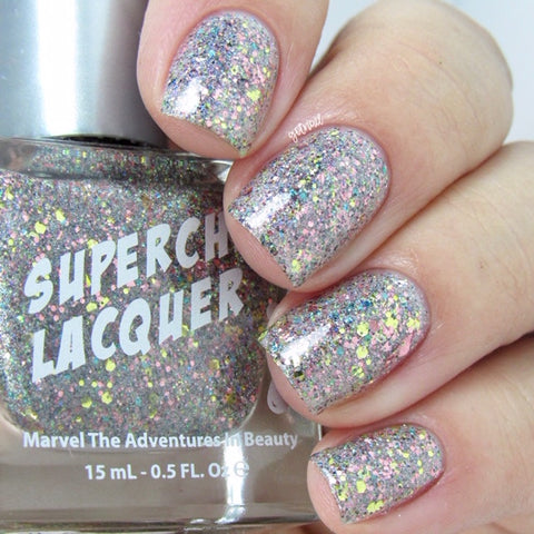 SuperChic Lacquer - You Sit On A Throne Of Lies