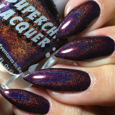 *PRE-ORDER* SuperChic Lacquer - Zombie Crush