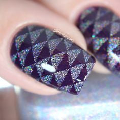 Colors by Llarowe - Stamping Polish - Amethyst Glow