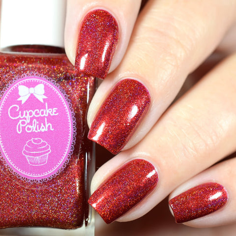 Cupcake Polish - Apple-y Ever After