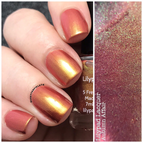 *PRE-ORDER* Lilypad Lacquer - Beautiful Things - Autumn Affair