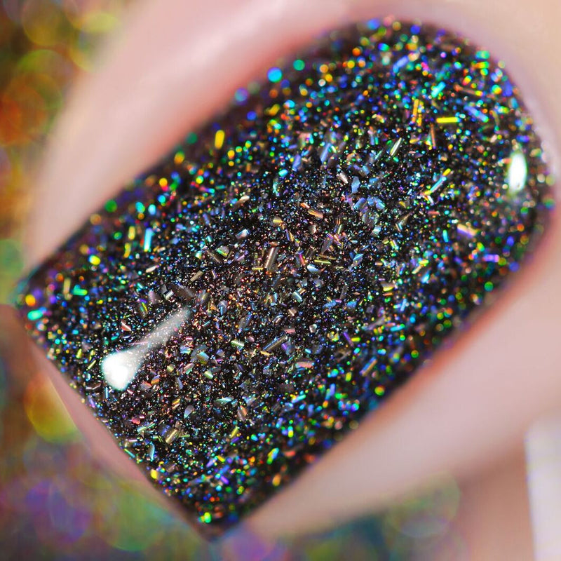 *PRE-SALE* F.U.N Lacquer - Black Diamond