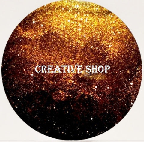 Creative Shop Space Collection replacement stamper head - Black/Gold
