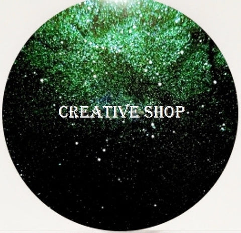 Creative Shop Space Collection replacement stamper head - Black/Green