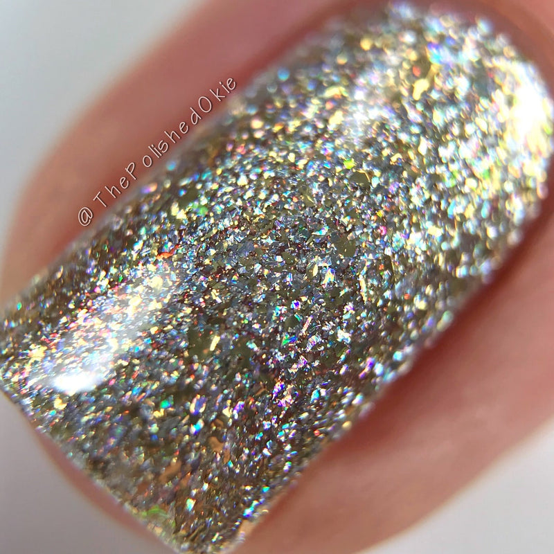 Polished For Days - Blitzen (discontinued - last chance)