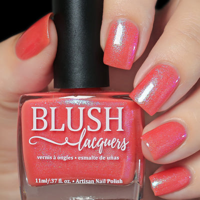 Blush Lacquers - Kill 'Em With Kindness