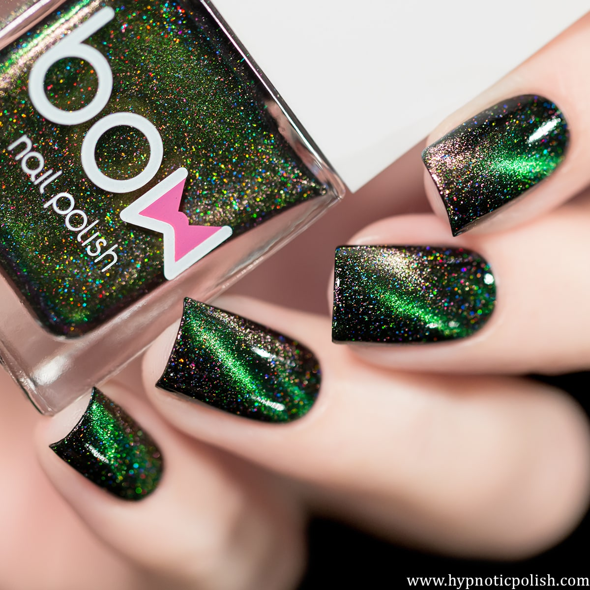 Bow Polish - Magnetic Multichrome (Chameleon) - Astral HOLO