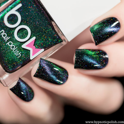 Bow Polish - Magnetic Multichrome (Chameleon) - Born Again HOLO