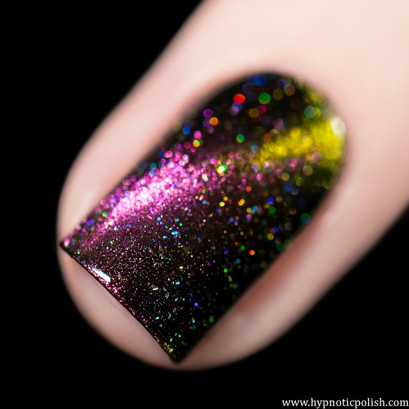 Bow Polish - Magnetic Multichrome (Chameleon) - Doomsday HOLO