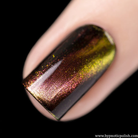 Bow Polish - Magnetic Multichrome (Chameleon) - Meteorite