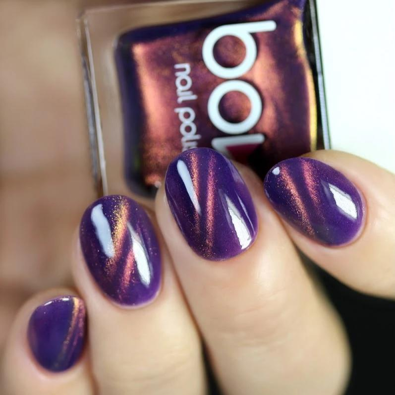 Bow Polish - Autumn 2019 - Infinity (Magnetic)