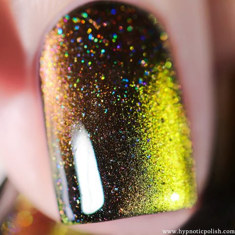 Bow Polish - Magnetic Multichrome (Chameleon) - Meteorite HOLO