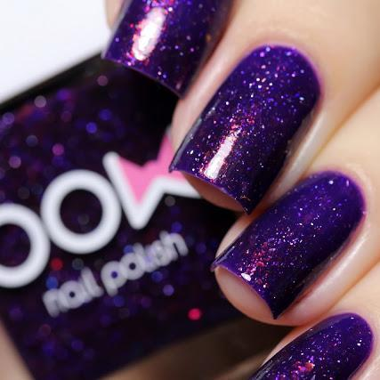 Bow Polish - Out of Space - Zodiac
