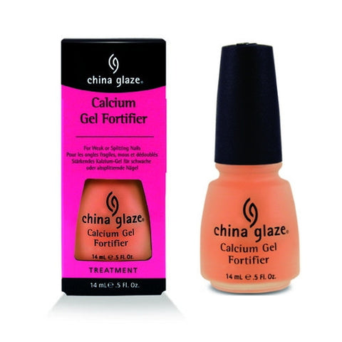China Glaze - Treatments - Calcium Gel Fortifier