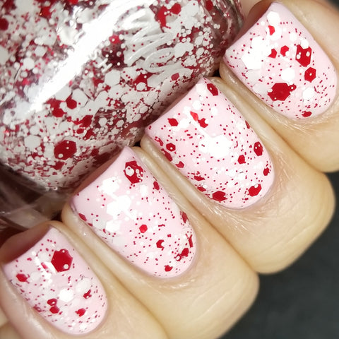 *PRE-SALE* KBShimmer - Candy Cane Crush