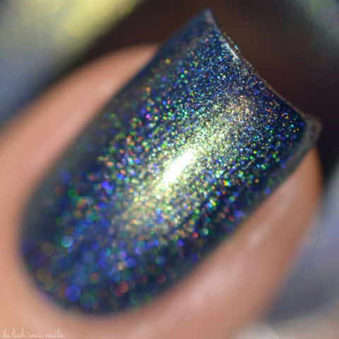 Colors by Llarowe - Blue Steel - CbL Polish of the Month January 2017