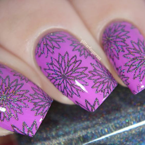Colors by Llarowe - Stamping Polish - Chimney Sweep