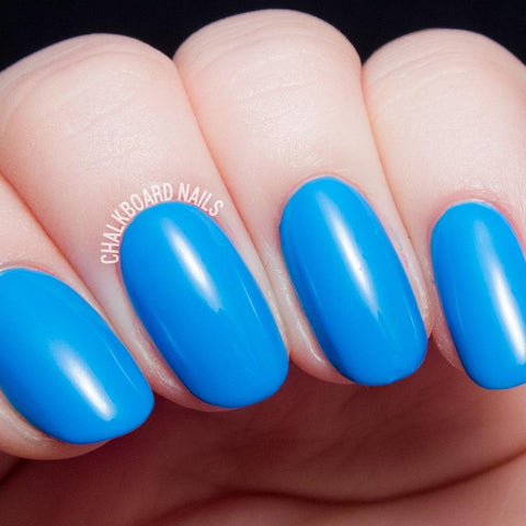 China Glaze - Electric Nights - DJ Blue My Mind