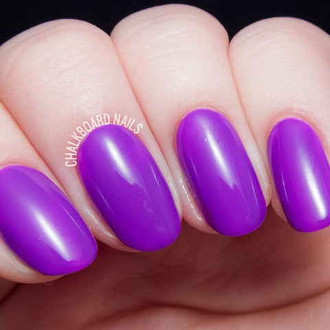 China Glaze - Electric Nights - PLUR-ple